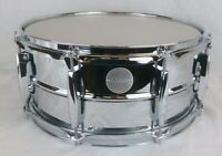 Click Drums 6.5x14 Steel Snare Drum
