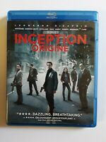 Inception (Blu-ray/DVD, 2010, 2-Disc Set, Canadian Bilingual) no slip cover