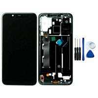Genuine Xiaomi Mi 8 LCD Display Touch Screen Digitizer Frame Replacement Assemb