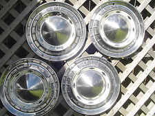 1955 CHEVROLET CHEVY NOMAD BEL AIR BISCAYNE DELRAY IMPALA HUBCAPS WHEEL COVERS