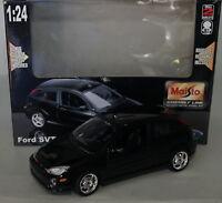 1/24 Escala 2002 Ford Svt Focus 3-door Fundido Modelismo Coche - Maisto 31962