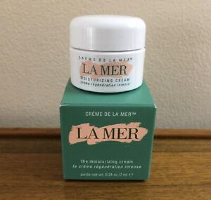 La Mer Moisturizing Soft Cream .24oz / 7ml NIB Batch JB0
