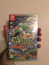 Yoshis Crafted World Switch Case Only