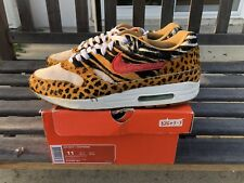NIKE AIR MAX 1 ANIMAL 11 ATMOS 2006 OG QS tier 0 patta 90 beast safari