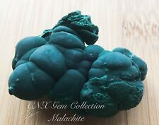 Natural Gemstone Crystal Raw Malachite Specimen Rare Collectable NO3