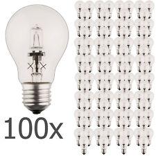 100 x Luminizer 3010 Classic Eco Halogen A55 E27 42W=55W dimmbar warmweiss