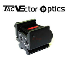 New Mini Tactical Red Dot Laser Sight f/ Pistol Glock SR9C Taurus 24/7 Pro Ruger