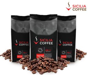 3kg CREMA ULTIMO Fresh Roasted Coffee Beans, Cafe Quality, 100%Arabica