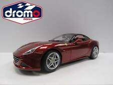 1/18 BURAGO - FERRARI CALIFORNIA T (CLOSED TOP) - BBURAGO SIGNATURE SERIES