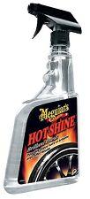 Meguiar's Hot Shine HIGH GLOSS TIRE SPRAY Deep Black Wet Highly Water-Resistant