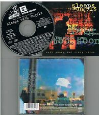 Neil Young & Crazy Horse ‎– Sleeps With Angels  CD 1994
