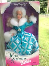 1996 Winter Renaissance Barbie #15570 never been opened
