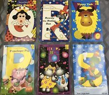Lot of 6 Frog Street Press Sing and Read Oversized Books Free Shipping