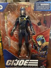 COBRA COMMANDER G.I. Joe Classified Series  6' Figure IN HAND Crisp Box Sealed
