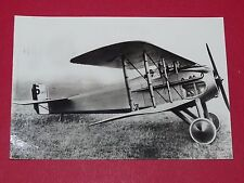 PHOTO AVIATION GUERRE 14-18 FRANCE SPAD VII AS CHASSE FRANCAISE