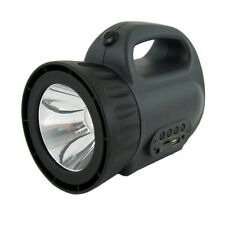 Rechargeable 3W Cree LED Flash Light Torch Flashlight Lamp