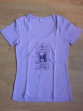 Damen Kurzarm Shirt Gr.34 Von S.Oliver Lila!!!