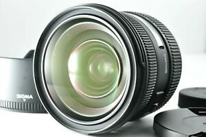 [Mint] SIGMA EX 24-70mm f/2.8 IF DG HSM for Sony by DHL from Japan #514