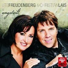 "UTE FREUDENBERG & CHRISTIAN LAIS ""UNGETEILT"" CD NEU"