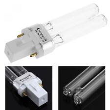 5W Germicidal Lamp Sterilizer UVC Light Tube Bulb for Aquarium Tank Fish Pond