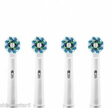 4 Pcs Electric Tooth brush Replacement Heads Fit For Braun Oral-B Cross Action