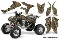 Honda TRX 450R AMR Racing Graphic Kit Wrap Quad Decal ATV 2004-2014 WOODLAND