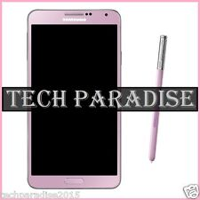 Stylet Stylus Spen pour for Samsung Galaxy Note 3 SM N900 N9005 Rose Pink