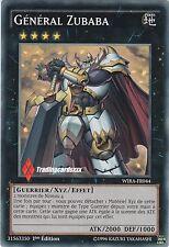 ♦Yu-Gi-Oh!♦ Général Zubaba (Guerrier Xyz) : WIRA-FR044 -VF/COMMUNE-