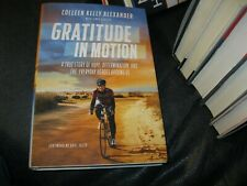 Graditute in Motion autographed by Colleen Kelly Alexander