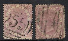 VICTORIA 1870 2d LILAC QUEEN VICTORIA