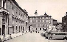 RAVENNA ITALY PIAZZA GARIBALDI AUTOBUS BUSES PHOTO POSTCARD 1930s