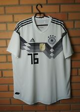 Germany 2017-2018 Football Shirt Climachill Player Issue Size 2XL Jersey Adidas