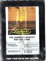 The Landmarks Landmark Quartet Christian Gospel Music - 8 Track Tape New! Sealed
