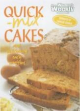 "Quick-mix Cakes (""Australian Women's Weekly"" Home Library),Maryanne Blacker"