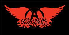 "Aerosmith Music Bumper Sticker 6"" x 3"" ID: 3"