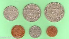 #D66.  SET OF ESSO PETROLEUM 1966  NEW DECIMAL PLASTIC  MONEY