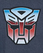 OFFICIAL TRANSFORMERS AUTOBOTS LOGO VINTAGE STYLE T-SHIRT - XL