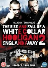 The Rise and Fall of a White Collar Hooligan 2 England Away DVD Region 2 *New*