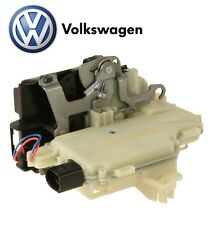 VW Jetta Passat Door Lock Latch Actuator Mechanism Rear Passenger Right GENUINE