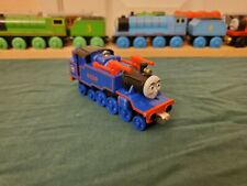 Fisher-Price Thomas & Friends Take-n-Play Belle Blue Engine 2011 VGUC V7640