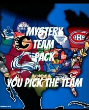 $5 Mystery Team Pack. You Pick Your Team. 5 Cards per pack. Guaranteed $15 BV
