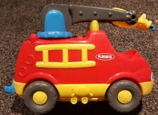 Weebles Fire engine - Playschool