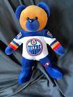 Edmonton Oilers Plush Bear