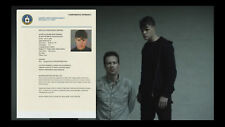 House of Cards Production Used Ep 412 Cia Captor Profile Zachary Hawthorne