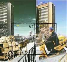 Kosovo Stamps 2013. Europa CEPT: Postal means. Block MNH