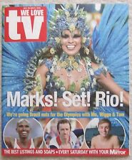 Tom Daley - The Olympics in Rio – We Love TV – 30 July 2016