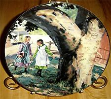 Little House on the Prairie The Sweetheart Tree Plate
