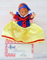 "Effanbee reproduction tiny 5"" WEE PATSY DOLL dressed Snow White V693 w/Box"
