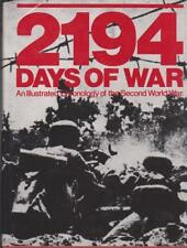 2194 days of war: An illustrated chronology of the