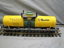 New ListingAristocraft G Scale Wyandotte Chemicals Tank Car #Shpx-41313